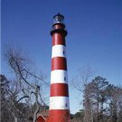 New [8x10] Antique Lighthouse Photo: Assateague Island, Virginia