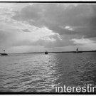 New [8x10] Antique Lighthouse Photo: Jackstraw Light, Sunset, Thousand Islands