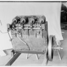 Antique Photo Reproduction:8.5x11: Wright Brothers Airplane Engine in 1903 Motor