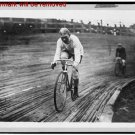 Antique Photo Reproduction:8.5x11: Bicycle Riders Walthour 6 day race in 1909