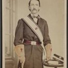 New [8x10] Antique Masonic/Mason Photo: Sir Morton B. Howell