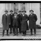 New [8x10] Antique Masonic/Mason Photo: Coolidge, Corner Stone M. Hotel 1925 Lay