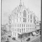New [8x10] Antique Masonic/Mason Photo: Masonic Temple, New Orleans, Louisiana