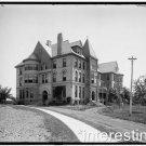 New [8x10] Antique Masonic/Mason Photo: Home, Reed's Lake, East Grand Rapids, MI