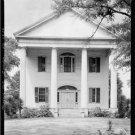 New [8x10] Antique Masonic/Mason Photo: Hall, Camden, Wilcox County, Alabama