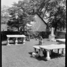 New [8x10] Antique Masonic/Mason Photo: Cemetery, George Street, Fredericksburg