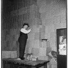 New [8x10] Antique Wrestler Photograph: Watchdog, senate folding room, D.C.