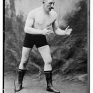 "New [8x10] Antique Wrestler Photograph: ""Pat Connelly"" Pose, Boots"