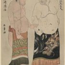 "New [8x10] Antique Wrestler Photograph: Sumo Wrestler- Sumo Wreslter- ""Edosaki"""