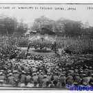 New [8x10] Antique Wrestler Photograph: Match, Sumo, Yasukuni Shrine, Japan