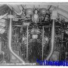 New [8x10] Antique Submarine Photograph: Amdiship looking aft, 1912, Us sub