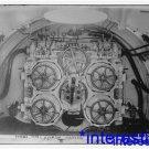 New [8x10] Antique Submarine Photograph: Torpedo Tubes, American Submarine 1911