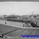 New [8x10] Antique Submarine Photograph: Norfolk Navy Yard, Portsmouth, VA