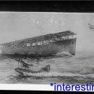 New [8x10] Antique Submarine Photograph: Mothership Submarine Class- 1920 12-27