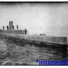 "New [8x10] Antique Submarine Photograph: U.S. Submarine ""Seal"" 1909, Surfaced"