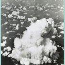 *NEW*-Atom-Nuclear-Bomb-Photo(8x10):-Mushroom-Cloud-Bikini-Atoll,OpCrossroad+