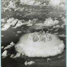 *NEW*-Atom-Nuclear-Bomb Photo(8x10): Mushroom-Cloud-Bikini-Atoll,OpCrossroad