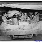 *New* Antique Japan,Japanese Photo[8x10] Relocation, San Pedro, CA 1942 WW2