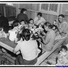 *New* Antique Japan,Japanese Photo[8x10] Manzanar,CA Relocation Center Dinner 42