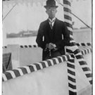*NEW* Antique Japan/Japanese Photo[8x10] Prince Regent of Japan in 1914 on Boat
