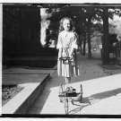 *NEW* VINTAGE ANTIQUE BICYCLE PHOTO: MARY DIXON PALMER TRICYCLE VINTAGE GIRL