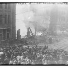 """*NEW* Antique Old Wreck Photo[8x10] Destroyed """"Times Building"""" Los Angeles"""