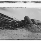 *NEW* Antique Old Wreck Photo[8x10] Trained Wrecked by Zapatas, Mexico, 1911