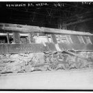 *NEW* Antique Old Wreck Photo[8x10] New Haven RR, Railroad, Coach 1913, Skylark