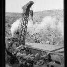 *NEW* Antique Old Wreck Photo[8x10]Jerusalem Lydda Railroad Line Accident,Engine
