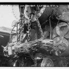 *NEW* Antique Old Wreck Photo[8x10] Engine, Locomotive, Bar Harbor Crash, RR