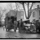 *NEW* Antique Old Wreck Photo[8x10] Bootleggers Crash, Automobile, 1922, D.C.