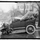 *NEW* Antique Old Wreck Photo[8x10] Auto Accident, Massachusetts Avenue Wash DC+