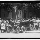 *NEW* Antique Old Wreck Photo[8x10] 13th Street, NW , Automobile Accident,Crowd