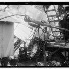 *NEW* Antique Crash,Wreck[8x10] Unknown Airplane, Aeroplane Accident,Wheels