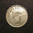 DAMAGED WORN 1974 10 CENTAVOS COLUMBIA: SOUTH AMERICA COIN