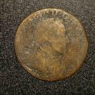 OLD ANTIQUE UNKNOWN COIN? SOL? COLONIAL? NOT SURE SAYS 1791