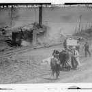 Old Vintage PHOTO PICTURE PRINT: FORBES, COLORADO, COAL MINER STRIKE, 1916