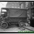 *NEW* Antique Classic Truck Photo[8x10] Woodward & Lothrops Department Store DC
