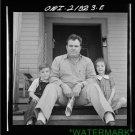 *NEW* Antique Classic Truck Photo[8x10] Marvin Johnson, Trucker, Alabama w/ kids