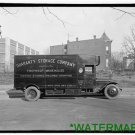 *NEW* Antique Classic Truck Photo[8x10] Guaranty Storage Co Truck-Wash. DC D Str
