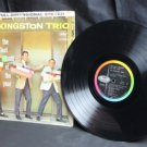 Vintage Record LP:  The Kingston Trio---Capitol Records: Last Month of the Year