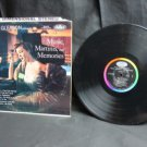 Vintage Record LP: Estate Sale: Jackie Gleason-Music Martinis Memories Record