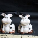 Vintage Salt and Pepper Shakers: Pair of Cows Set --Cool!