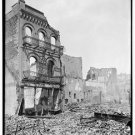 New Antique Photo:BW:8.5x11:San Francisco:Heart of Chinatown c1906 Earthquake