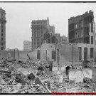 New Antique Photo:8.5x11:San Francisco:Ruins of Pettibone Bros: New Montgomery