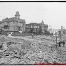 New Antique Photo:8.5x11:San Francisco:c1906 Earthquake:Franklin and Sacramento