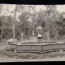 ANTIQUE ORIGINAL POSTCARD: ALANEDA SAN LOUIS MEXICO RPPC REAL PHOTO