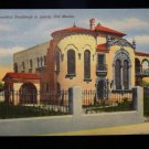 ANTIQUE ORIGINAL POSTCARD:JUAREZ, MEXICO:  BEAUTIFUL RESIDENCE: HOME