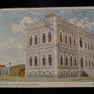 ANTIQUE ORIGINAL POSTCARD: CARTAO POSTAL:2021 SPRING GARDEN, PHILADELPHIA 1910