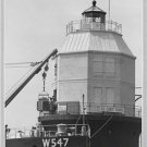 *NEW*-Atom-Nuclear-(8x10) Atomic Generator Installation, Baltimore Lighthouse MD